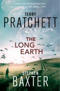 The Long Earth by Terry Pratchett and Steven Baxter