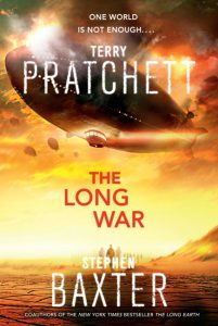 A Novel by terry Pratchett and Stephen Baxter